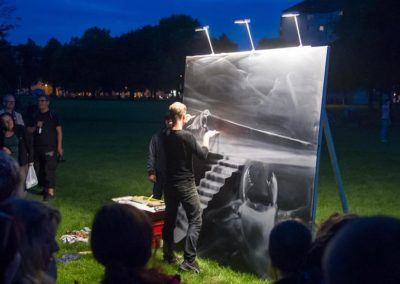 Live Painting Aachen